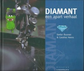 Diamant een apart verhaal ISBN 90 6822 893 5 (Mobile)