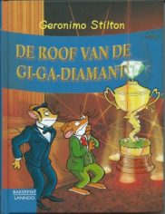 Geronimo Stilton - De roof van de gi-ga-diamant (Mobile)