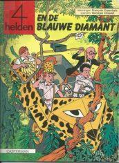 de 4 helden en de blauwe diamant (Mobile)