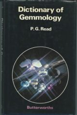 dictionary of gemmology ISBN 0 408 00571 8 (Mobile)